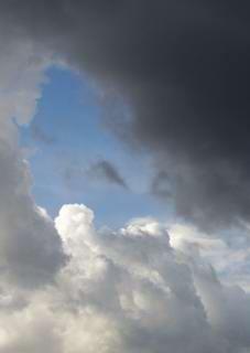 雲の後ろに太陽は輝く