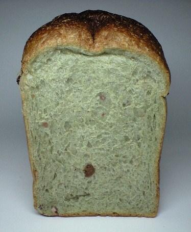 よもぎ食パン