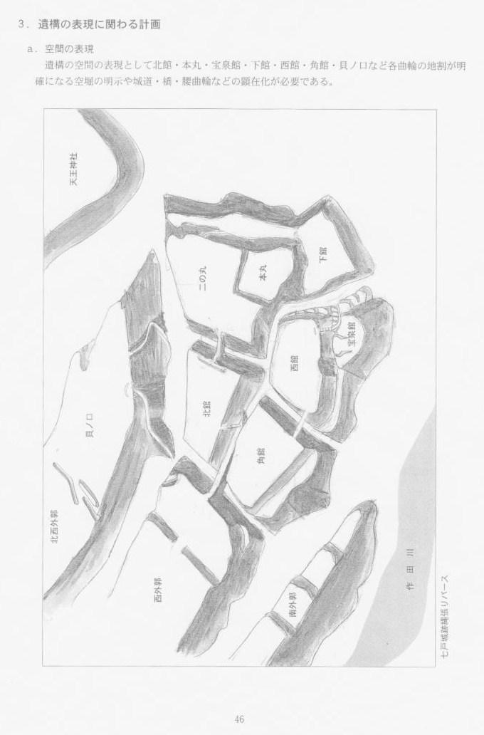 史跡七戸城跡整備基本計画策定報告書2