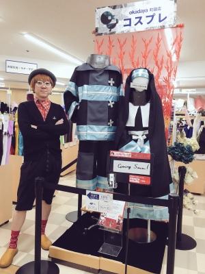 オカダヤ町田店さん衣装展示4弾