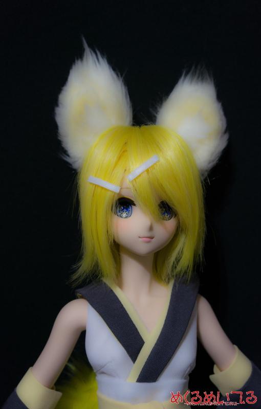 DDS鏡音リン 天袖03