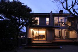 香里ヶ丘の家竣工撮影