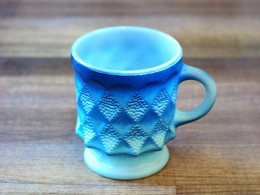 ファイヤーキング キンバリー マグカップ ブルー