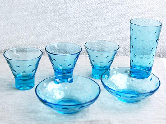 ヘーゼルアトラス カプリ ディプレッショングラス