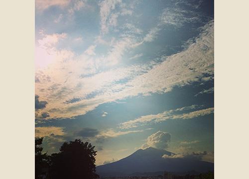 岩木山 2015年