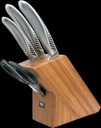 ツヴィリングのナイフブロックセット