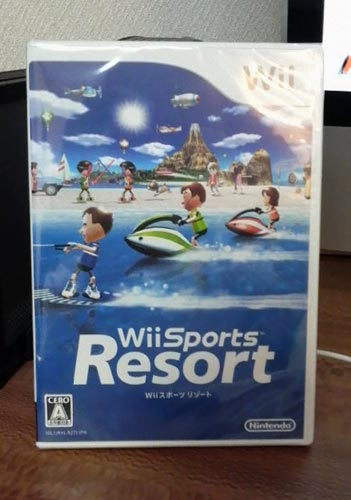 '09.6.25_Wiiスポーツリゾート2
