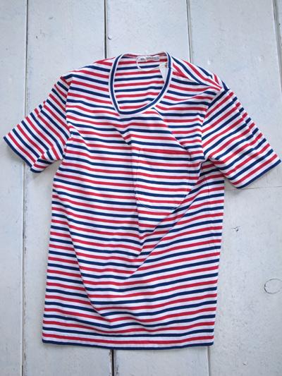 Smith&Hardy トリコロールTシャツ1.jpg