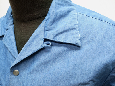 Smith & Hardy ワークシャツ  2.jpg