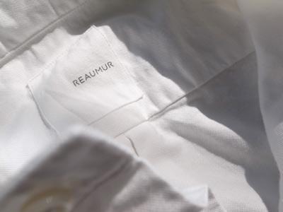 Reaumur レオミュール 2013SS.jpg