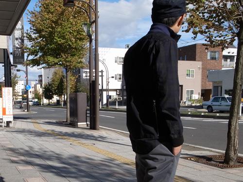 チャリアンドコー  サイクリングシャツ ブラックウォッチ.jpg