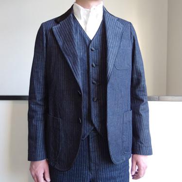 The Stylist Japan デニムタキシードジャケット.jpg