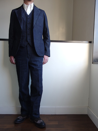 The stylist Japan デニムタキシード.jpg