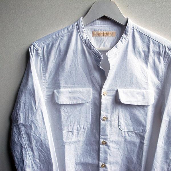 ワンズストローク ノーカラーシャツ ホワイト.jpg