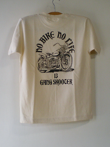 WL BOBBER MACHINE Tシャツ