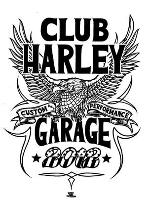 クラブハーレー イベント