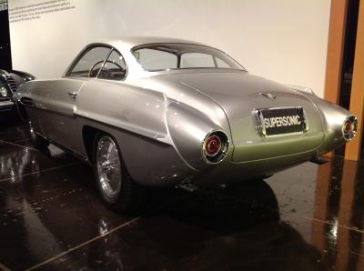 ピーターソン自動車博物館