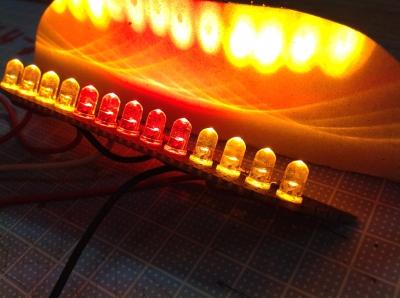 ワンオフテールライト LED