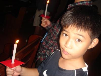 英語クリスマス礼拝3