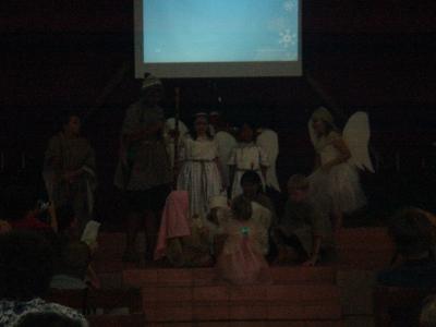 英語クリスマス礼拝1