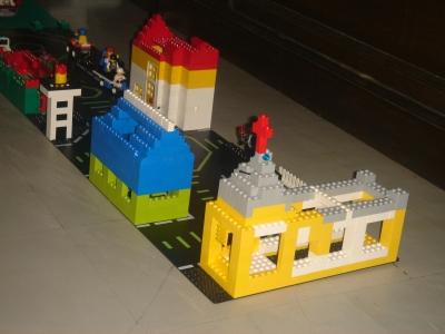 レゴの教会