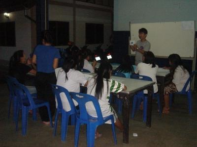 中国語教室1