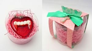 バレンタインプレゼント ブロークンドール
