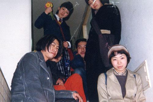 IMスタッフ1998年冬頃
