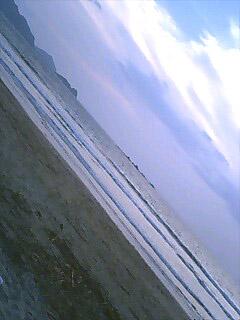 糸島半島野北海岸