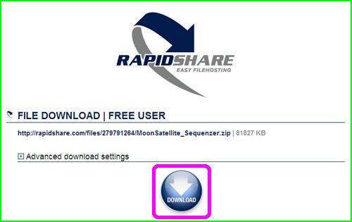 rapidshare の使い方_3