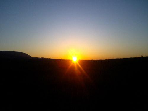 sunrise 091004