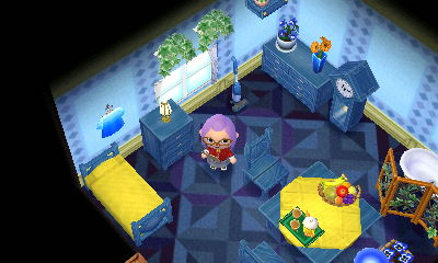 クワトロ部屋