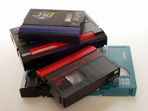 ビデオ テープ カビ