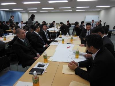 日本YEGとの合同研修会