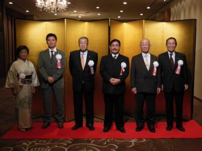大商連の2013年度互礼会