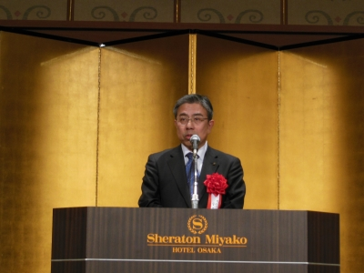 木村副知事の祝辞