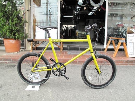 flat1 自転車