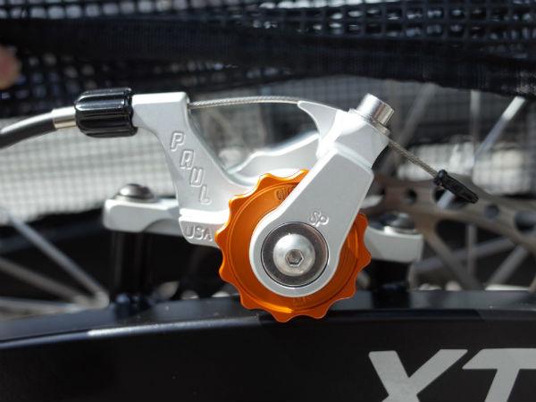 Pair Steel T-Handle Cam
