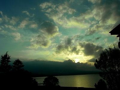 チラリズム富士山