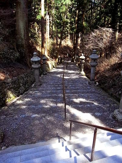これからこの階段下りるんだぜェ…っていう悲壮な私の当時の心情をどうぞ汲み取ってください