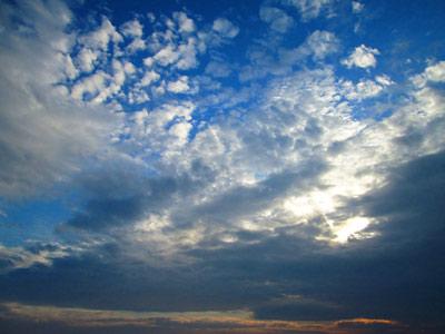 北海道の空はなまら広い