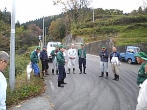 緑のふるさと滝山の会