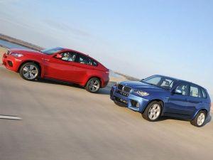 BMW X5M/X6M