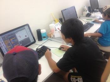 小学生から始めるプログラミング講座