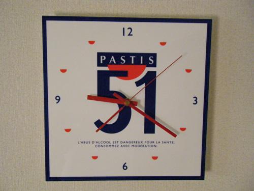 映画で使われた壁掛時計