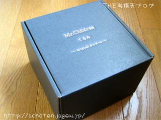 Mr.Children オリジナルオルゴール