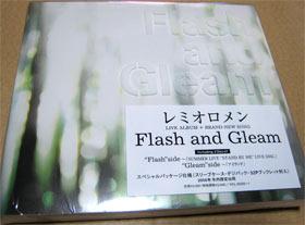 Flash and Gleam / レミオロメン