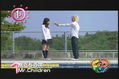 CDTV(カウントダウンTV)にてミ...