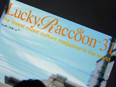 LuckyRaccoon (ラッキーラクーン) 31号
