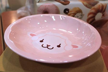 フレンチウーラーカレー皿 ミスタードーナツ